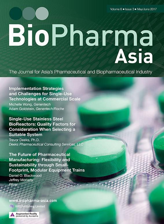 May/June 2017 • Biopharma Asia