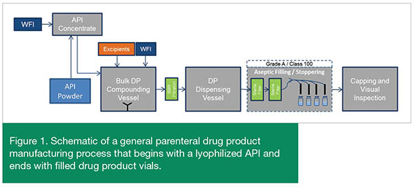 Endotoxin Control Strategies for Parenteral Drug Product